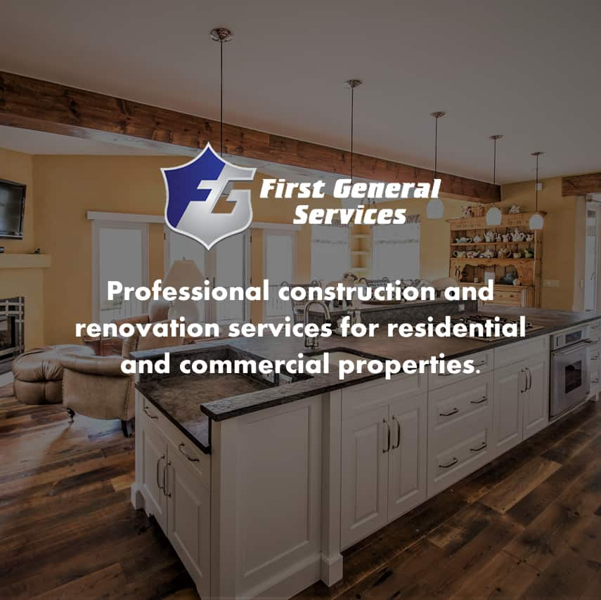 FGS: Professional construction and renovation services for residential and commercial properties.